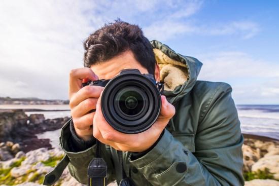 Tjäna pengar på fotografering