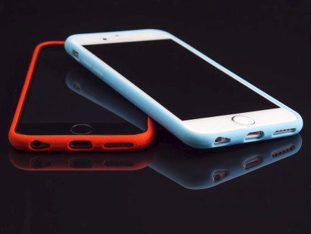 gamla mobiltelefoner