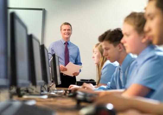 lärare på nätet