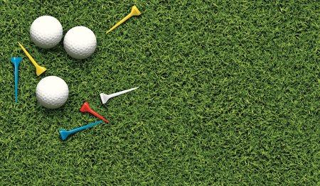 sälja golfbollar