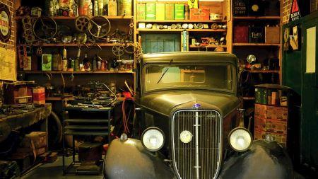 tjäna pengar på att städa garage